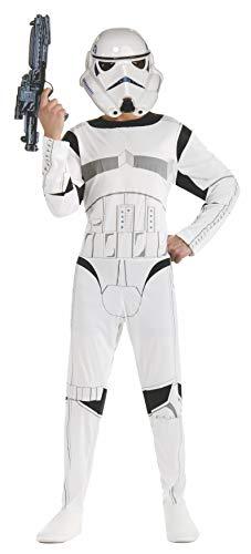 Rubie's Star Wars Stormtrooper, White, X-Large Costume ()