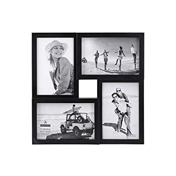 Amazon Com Umbra Pane Multi 4x6 Picture Frame Collage
