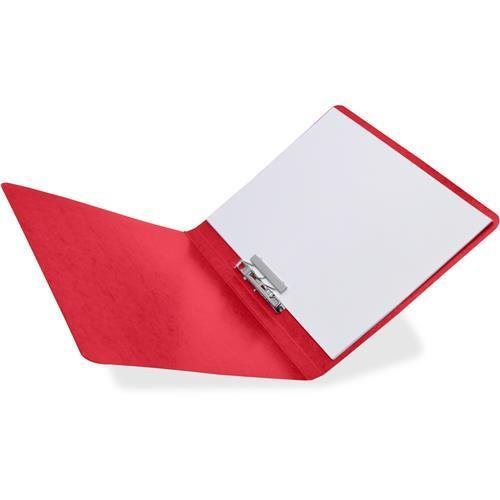 42529 Acco Presstex Side Bound Grip Binder - 0.62quot; Folder Capacity - Letter - 8.50quot; Width x 11quot; Length Sheet Size - 125 Sheet Capacity - Presstex - Executive Red - 1 Each