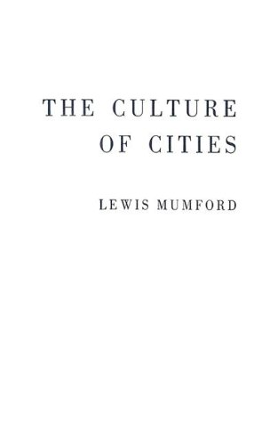 The Culture of Cities.