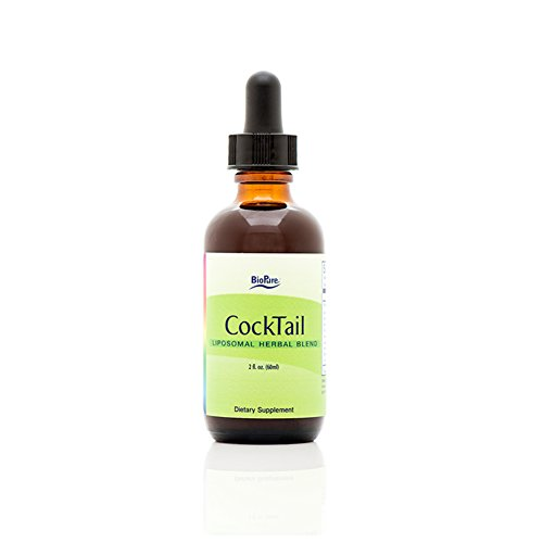 BioPure Liposomal Herbal Blend - CockTail - 2 oz (60 ml) by BioPure