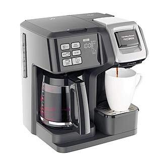 Hamilton Beach Brands Inc. 49976 Flex Brew 2-Way Coffee ()