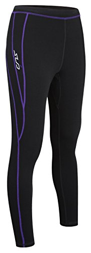 SUB Sports COLD Womens Fitted Merino Wool Base Layer