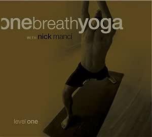One Breath Yoga Level 1 DVD