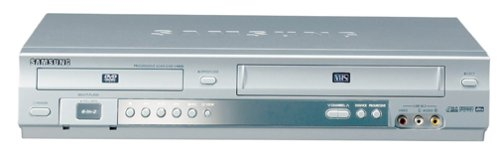 Samsung DVD-V4800 Progressive-Scan DVD/VCR Combo (Mts Surround Sound System)