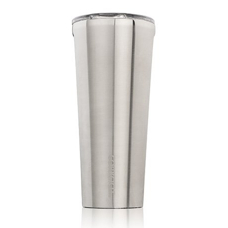 Corkcicle Tumbler Insulated Bottle/Thermos, 24 oz, Stainless Steel