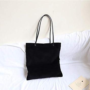 Amazon.com: YNNB - Bolsas de lona de ocio para mujer, de ...