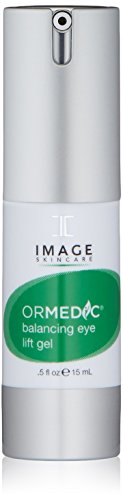 (IMAGE Skincare Ormedic Balancing Eye Lift Gel with SCT, 0.5 oz.)