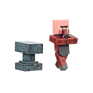 Minecraft Blacksmith Villager Figure Pack