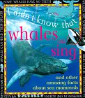 Whales Can Sing, Kate Petty, 0761307389