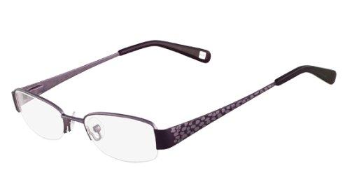 513 Glasses - NINE WEST Eyeglasses NW1016 513 Lilac 48MM