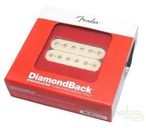 Fender フェンダー ハムバッカー ピックアップ Diamond Back Stratocaster Humbucker Bridge ダイアモンドバック ブリッジポジション用 ギター ピックアップ パーツ  『並行輸入品』   B00KU2BAZ2