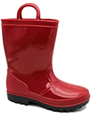 SkaDoo Kids Rain Boots Toddler/Little Kid/Big Kid Sizes Assorted Colors