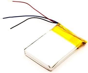 pol/ímero de Litio 3,7 V 800 mAh 3,0 WH. Bater/ía para Astro A50