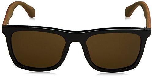 Black Brown Hugo de Gafas 0776 S Brown SOL Boss Negro nq08Ew18B