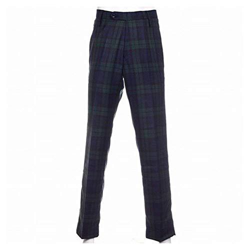 Men/'s Brand New Grey Trousers W46 L32 CC2989