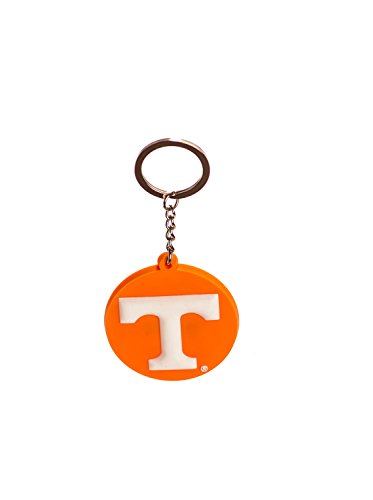 Collegiate Pulse Tennessee Volunteers NCAA PVC Keychain