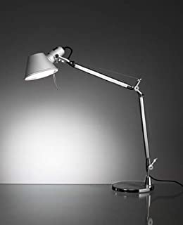 Artemide tolomeo table lamp a001000 a004030 base 230mm 905 e27 max tolomeo mini table task lamp by artemide aloadofball Image collections