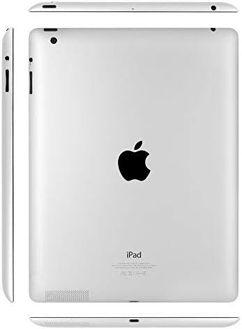 Apple iPad with Retina Display MD510LL/A (64GB, Wi-Fi, Black) 4th Generation (Renewed)