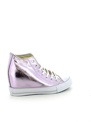 Fuchsia Mid Converse Ctas Chaussures Femme Lux Rose 0vYvxA
