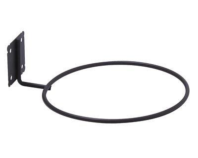 Panacea Pot Holder 8 - 10 '' Wrought Iron Black by Panacea