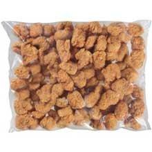 Tyson Bonici Savory Boneless Wings Chicken Breast, 5 Pound - 2 per case.