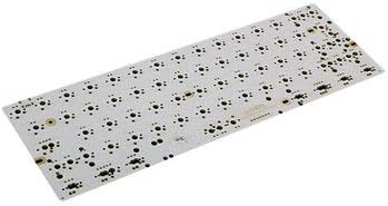 1 x GH60 PCB GH60 Mechanical Keyboard Support Breathing LED 60/% Cherry MX Poker2 Poker3 Keyboards /& Mouse Keycaps /& Switches