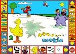 Sesame Street Elmos Art Workshop Ages 2-6