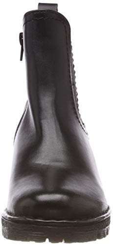 schwarz Bugatti 31571e Femme 1000 11 4 Botines rXXwvzq