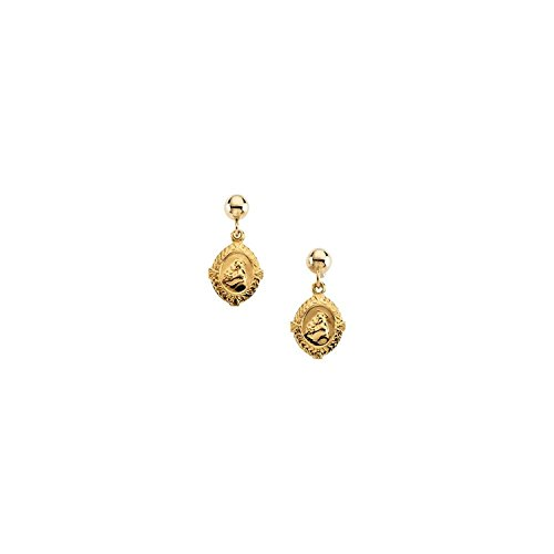 St. Anthony Medal Earrings Anthony Medal Ring