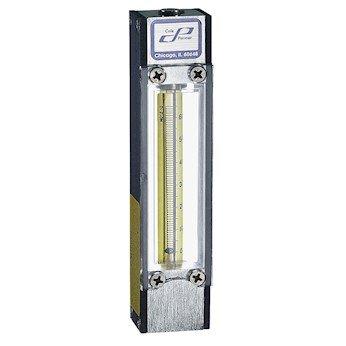 Glass 014-96 AO-03266-82 No Valve Cole-Parmer 65 mm Correlated PTFE Flowmeter