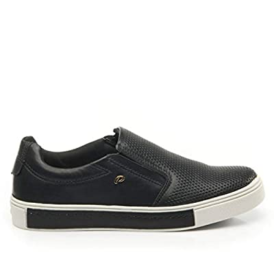 Pegada Women's Perforated Teen Slip-On Casual Shoes