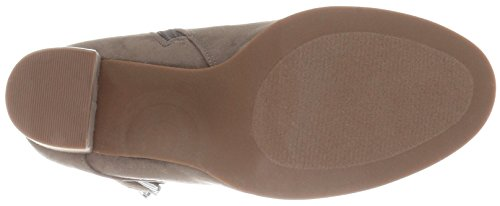 Madden Girl Womens Klaim Ankle Bootie Taupe Fabric 5AN4g