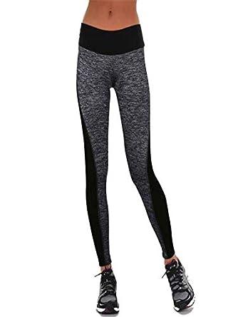 Amazon.com: Yaida - Pantalones deportivos para mujer ...