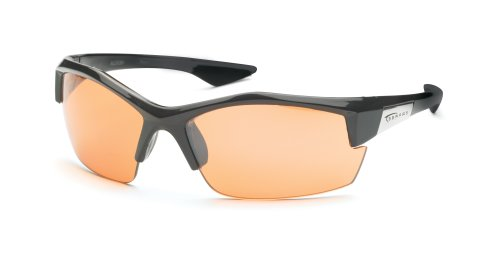 Serfas Aileron Sunglasses (Black Frame; Rose, Brown, Rust and Clear Lenses)