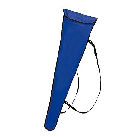 LEONARK Espada de esgrima Bolso de hombro honda para espada y sable de hoja - Funda de funda de espada Tubo de tubo para armadura de esgrima Accesorios de esgrima profesional