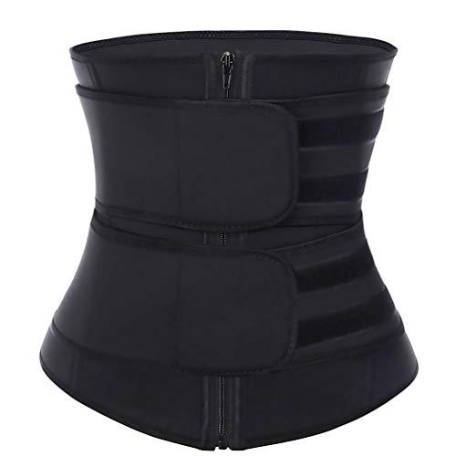 CLISPEED Waist Shaper for Women Waist Trainer Corset Comfortable Waist Trainer Belt Body Shaper for Women Ladies