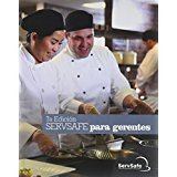 ServSafe Manager Book with Answer Sheet in Spanish, Revised (7th Edition)