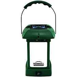Thermacell Outdoor Mosquito Repellent Lantern; 15-Foot Zone of Protection Repels Mosquitoes; Provides Ambient LED Lighting; Designed for The Outdoor Mosquito Control Guarantee