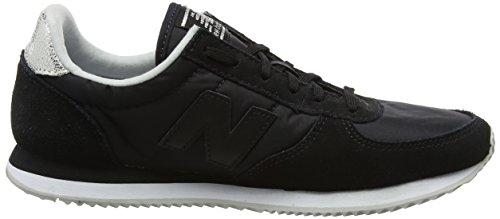 Balance 220 Sneaker black New Nero Donna dvx8WBwqP