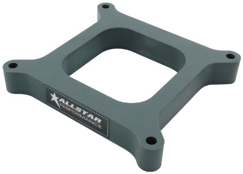 Allstar Performance ALL25981 4150 1'' Hi-Flow Carburetor Spacer by Allstar