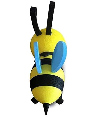 WEILIVE Gl/ücklicher Bienen-Auto-Antennen-Deckel-Honig-Hummel-Luftball Antennen-Ball