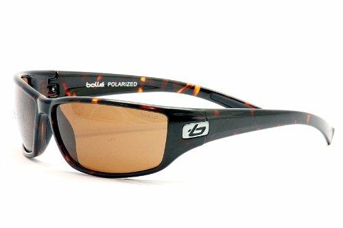 Bolle Python Sunglasses Dark Tortoise Frame Frame, - Bolle Sunglasses Amazon