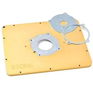 Incra Base Plate For Dw 621, 625 And Fein Rt1800