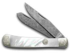 Amazon Com Boker Tree Brand Mother Of Pearl Damascus