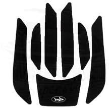 HONDA AQUATRAX R-12 R 12 R-12X R 12X TRACTION MATS BLACKTIP PEEL AND STICK!!!