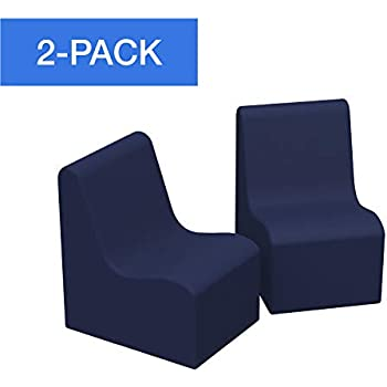 Amazon.com: SoftScape - Juego de silla y sofá para niños con ...