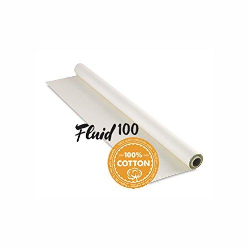 Fluid 100 Watercolor Cp 140Lb Roll 55Inx6Yd by Handbook Paper