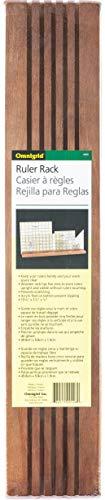 - Omnigrid Wooden Ruler Rack, Regular