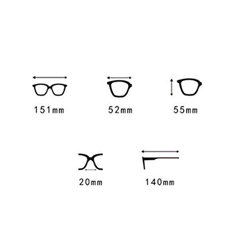 Gafas Gemelas Negro Polarizadas De De Protección Polygon Style Color Gafas HAIYING Damas Pink Sol Clásicas Fashion Sol Para Taiyangjing Gafas UV Gafas 100 De 86qwg